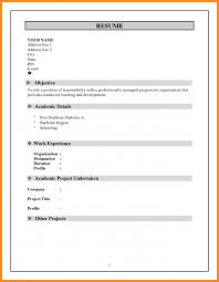 Create Resume Online Free by Curriculum Vitae Resume Template For Internships For College