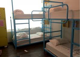 4 Bed Bunk Bed Homey Hostel U2013 Your 2nd Home In Taipei U2013 Singapore Travel Blog