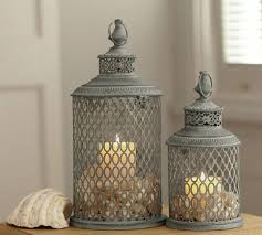 Shabby Chic Candle Sconces 66 Ideas For Outdoor Lighting And Lanterns In The Garden