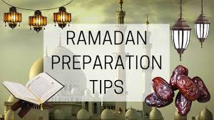 How To Prep For Thanksgiving How To Prepare For Ramadan English Ayesha Usman Youtube