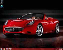free download themes for windows 7 of car download ferrari windows 7 desktop theme
