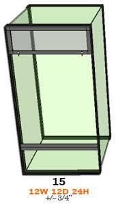 neherp vivarium builder 15 gallon vertical enclosure