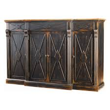 Hooker Dining Room by Hooker Furniture Sanctuary 77 In 4 Door 3 Drawer Credenza Hayneedle