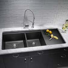 stainless kitchen faucet kitchen contemporary zero radius top mount sink best modern