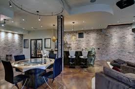 Ideas For Finished Basement 70 Home Basement Design Ideas For Men Masculine Retreats