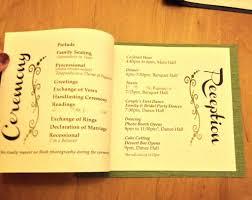 wedding program ideas diy wedding ideas wedding ideas extraordinary whatmation goes on