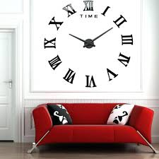kitchen clocks modern wall clocks modern extra large wall clocks huge modern wall