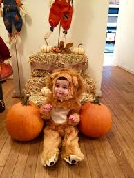 Baby Lion Costume Our Toddler U0026 Baby Friendly Halloween Leila Rahmanian