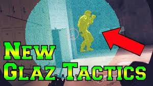 new glaz tactics u2013 thermal scope is awesome u2013 rainbow six siege