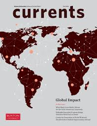 currents fall 2016 by boston university of social work