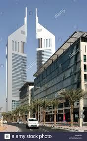 bureau emirates centre international de dubaï bureaux financiers banque bourse