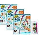 amazon com crayola color wonder 30 page refill paper