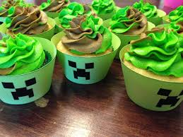 minecraft cupcakes minecraft cupcakes ninjasweets