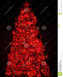 tree with light and royalty free stock