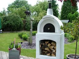 wood burning outdoor pizza oven high quality refractory material 1