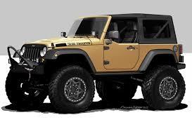 2012 jeep wrangler sand trooper conceptcarz com