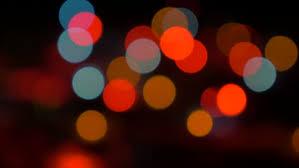 defocused christmas sparkle decoration 4k 2160p uhd footage