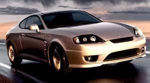2006 hyundai tiburon tuscani 2006 hyundai tiburon specifications car specs auto123
