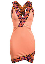 new ex miss selfridge neon peach party dress all sizes in store