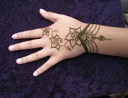 58 simple mehndi designs that are awesome u0026 super easy to try now
