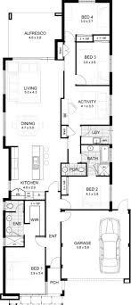 search house plans baby nursery floor plans for narrow blocks storey narrow