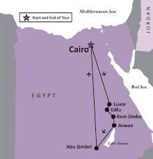 Nile River On Map Sights And Soul Travels Egypt Pyramids And The Nile Overview