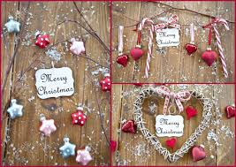 various vintage christmas ornaments stock photo picture and