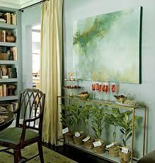 Mirror Over Buffet by Shannon Berrey Design Blog
