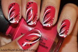 do freehand nail art how you can do it at home pictures designs
