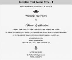 wedding reception wording hindu wedding reception invitation wording in mini bridal