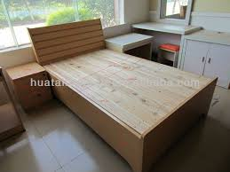 Mdf Bed Frame Mdf Bed For Hotel Cheap Wooden Single Bed View High Quality