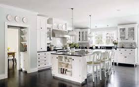 kitchen style modern spacious white french country kitchen ideas