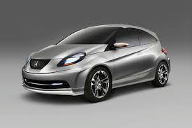 small car honda fit photos honda new small vehicle concept unofficial honda fit forums