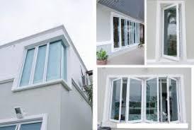 Cermin Tingkap Nako reka bentuk tingkap aluminium