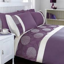 catherine lansfield mei purple bedding set u2013 next day delivery