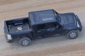 2018 jeep comanche overview my jeep wrangler pickup spotted for the first time motor trend