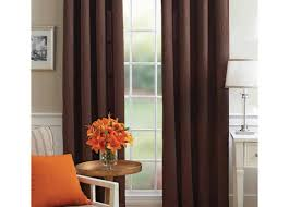 Crushed Voile Sheer Curtains by Curtains Sheer Curtains For Windows Amazing Rust Colored Sheer