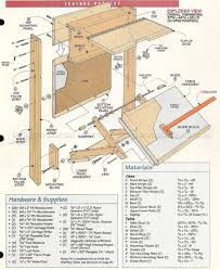 Drafting Table Plans Fold Drafting Table Plans Table Plans Woodworking And Woods