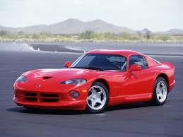 Dodge Viper Race Car - 1997 dodge viper gts dodge supercars net