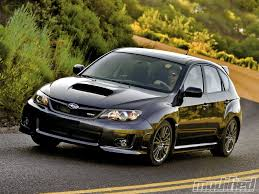 2011 subaru impreza wrx sti first drive modified magazine