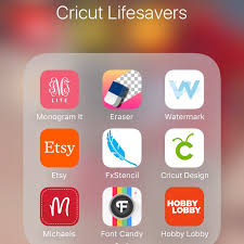 cool app websites best apps and websites for cricut silhouette and cameo users