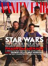 New Vanity Fair Cover Annie Leibovitz Took A Great Shot Of Han Solo And Chewbacca For