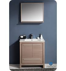 Fresca Bathroom Vanities Fresca Allier 30