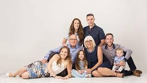 family photoshoot letter days