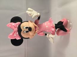 Best 25 Minnie Mouse Cake Topper Ideas On Pinterest Minnie