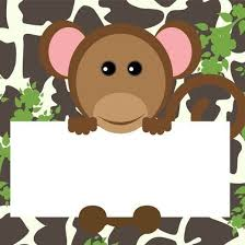 Jungle Birthday Card Free Printable Jungle Birthday Card