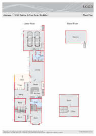 colour floor plan product range