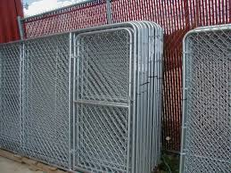 different types of dog fence panels u2013 outdoor decorations