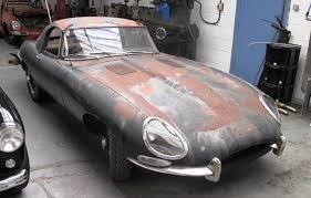 for restoration for sale 1964 jaguar e type series 1 3 8 roadster restoration project