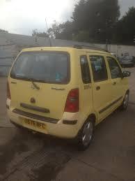 suzuki wagon r 2000 for 595 00 uk cheap used cars